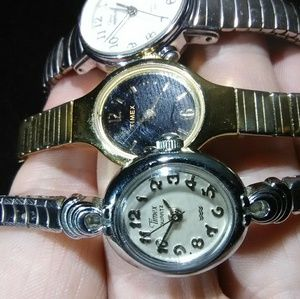 Vintage watches Timex lot